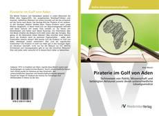 Bookcover of Piraterie im Golf von Aden