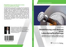 Buchcover von Modellierung und Analyse einer Labordampfkraftanlage