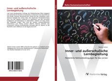 Buchcover von Inner- und außerschulische Lernbegleitung
