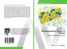 Bookcover of Pharmaceutical Sector in Yemen