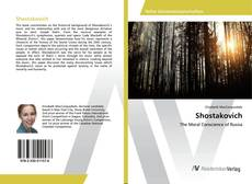 Bookcover of Shostakovich