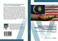 Capa do livro de Adverse Drug Reactions Reporting by Consumers in Penang-Malaysia