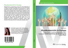 Capa do livro de Physikunterricht in Europa