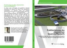 Portada del libro de Fraktionierung des chemischen Sauerstoffbedarfs
