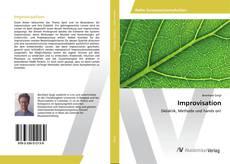 Bookcover of Improvisation