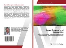 Bookcover of Kunsttherapie und Supervision