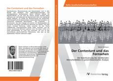 Buchcover von Der Contestant und das Fernsehen