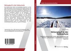 Skilanglauf in der Volksschule kitap kapağı