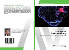 Daltonplan Praxisforschung的封面