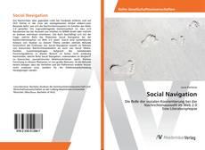 Bookcover of Social Navigation