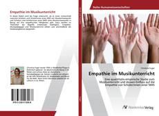 Bookcover of Empathie im Musikunterricht
