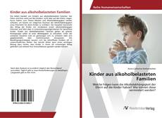 Portada del libro de Kinder aus alkoholbelasteten Familien