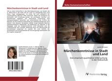 Buchcover von Märchenkenntnisse in Stadt und Land