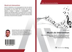 Capa do livro de Musik als Intervention