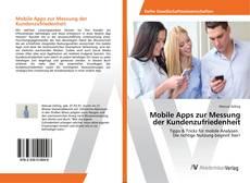 Buchcover von Mobile Apps zur Messung der Kundenzufriedenheit