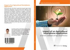 Buchcover von Impact of an Agricultural Smartphone Application