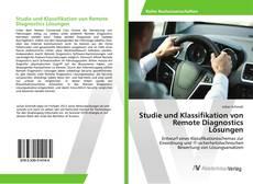 Обложка Studie und Klassifikation von Remote Diagnostics Lösungen