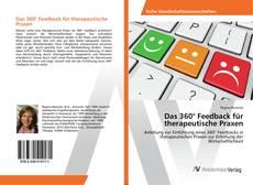 Couverture de Das 360° Feedback für therapeutische Praxen