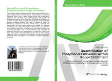 Bookcover of Quantification of Phosphorus Emissions within Koppl Catchment