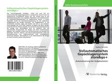 Bookcover of Vollautomatisches Gepäcklagersystem store&go+