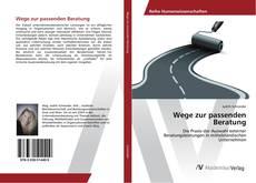Portada del libro de Wege zur passenden Beratung