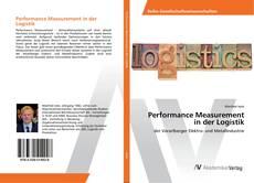 Couverture de Performance Measurement in der Logistik