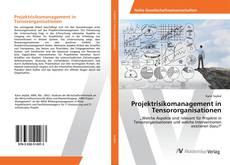 Buchcover von Projektrisikomanagement in Tensororganisationen