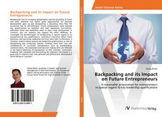 Backpacking and its Impact on Future Entrepreneurs kitap kapağı
