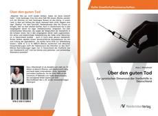 Capa do livro de Über den guten Tod