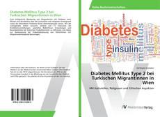 Portada del libro de Diabetes Mellitus Type 2 bei Turkischen Migrantinnen in Wien