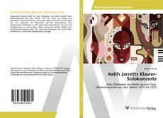 Bookcover of Keith Jarretts Klavier-Solokonzerte