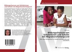 Borítókép a  Bildungschancen von Schülerinnen und Schüler mit Migrationshintergrund - hoz