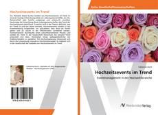 Bookcover of Hochzeitsevents im Trend