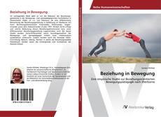 Beziehung in Bewegung kitap kapağı