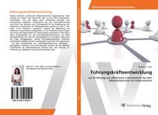 Portada del libro de Führungskräfteentwicklung