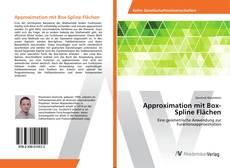 Buchcover von Approximation mit Box-Spline Flächen