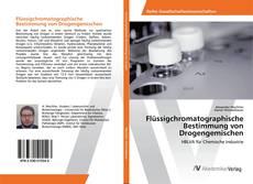 Buchcover von Flüssigchromatographische Bestimmung von Drogengemischen