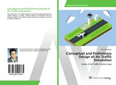 Bookcover of Conceptual and Preliminary Design of Air Traffic Simulation