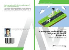 Capa do livro de Conceptual and Preliminary Design of Air Traffic Simulation
