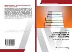 Обложка Lesekompetenz & Lesesozialisation in der 1. Klasse NMS