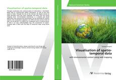 Bookcover of Visualisation of spatio-temporal data