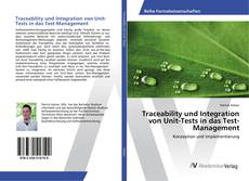 Bookcover of Traceability und Integration von Unit-Tests in das Test-Management