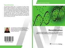 Bookcover of Recombination