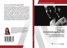 Portada del libro de Frau im Entscheidungskonflikt
