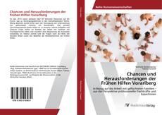 Buchcover von Chancen und Herausforderungen der Frühen Hilfen Vorarlberg