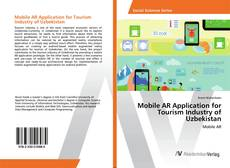 Buchcover von Mobile AR Application for Tourism Industry of Uzbekistan