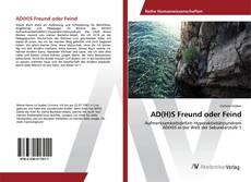 Обложка AD(H)S Freund oder Feind