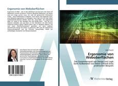 Ergonomie von Weboberflächen的封面