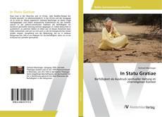 In Statu Gratiae kitap kapağı