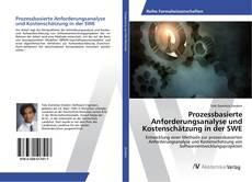 Borítókép a  Prozessbasierte Anforderungsanalyse und Kostenschätzung in der SWE - hoz